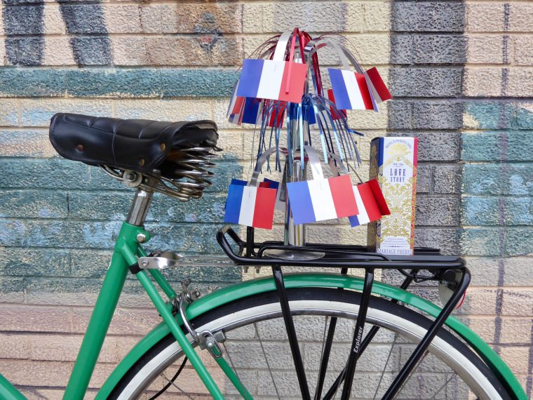 Cycling in France – Summer 2014