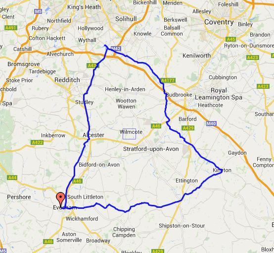 Audax – Every Time A Bell Rings 2015 – 112 km