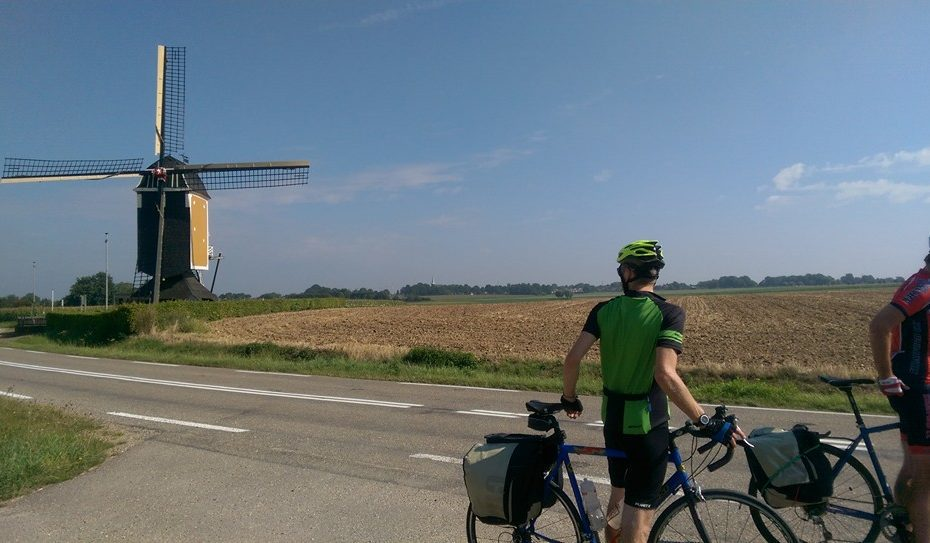 Cycling Brussels to Cologne – First Touring Experience