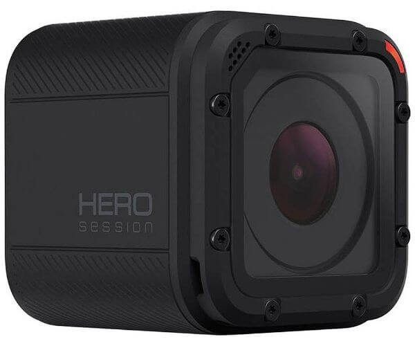 Go Pro Hero Session 4 Cycling Camera Review