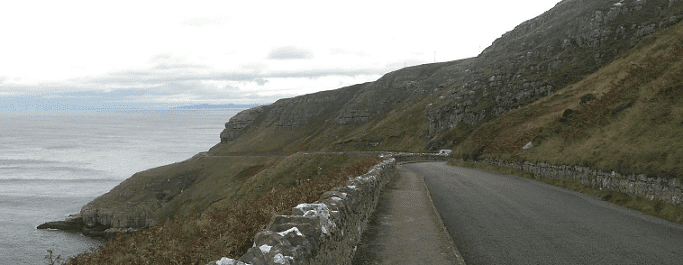 Great Orme Scenic Drive Road cycling climbs in North Wales