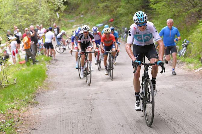 Chris Froome Giro 2018 Stage 19