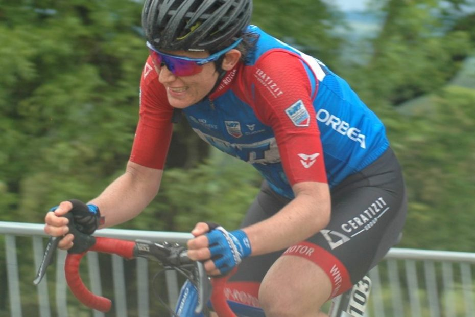 Hammes rides into overall lead at LOTTO Thüringen Ladies Tour