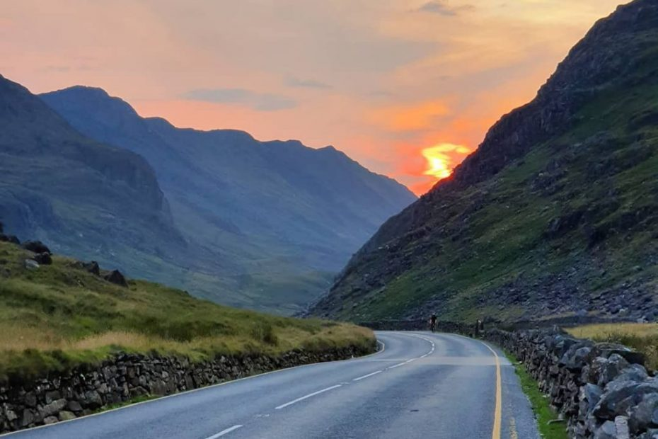Top 7 cycling climbs in North Wales