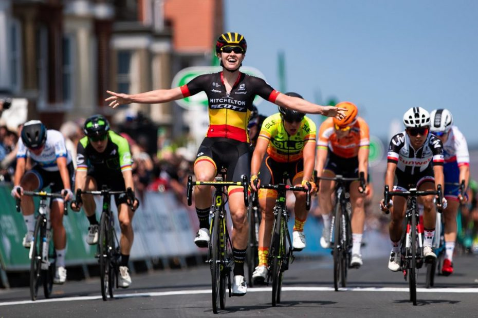 Jolien D'Hoore and Christine Majerus extend contracts with SD Worx Cycling