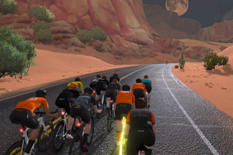 6 Reasons to Zwift All Year Round