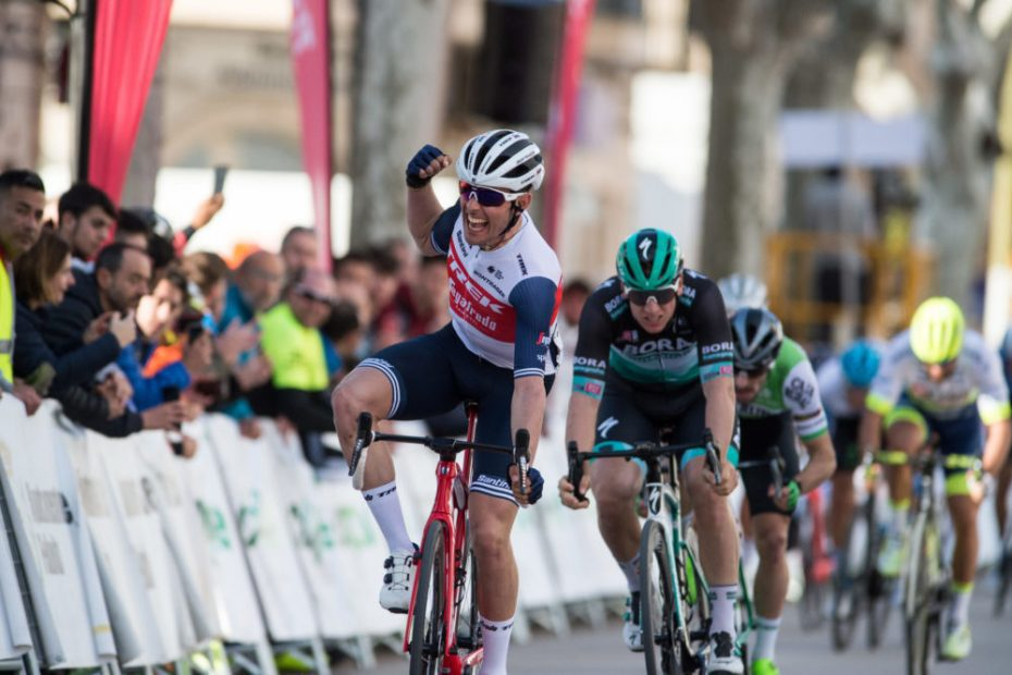 In His Words: Matteo Moschetti's anatomy of the sprint