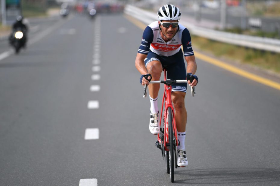 Will Clarke wins Stage 6 of the Virtual Tour de France