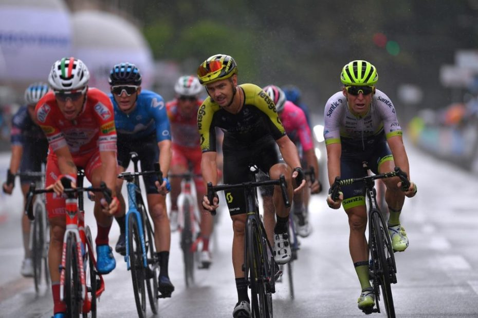 Dion Smith battles to a top-20 finish in torrential rain at the Gran Trittico Lombardo