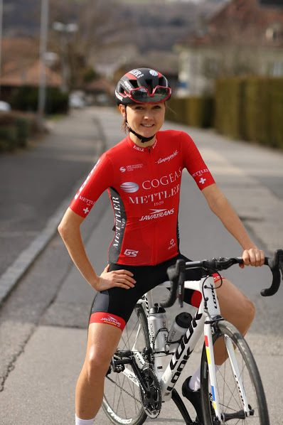 Notable performance of the Cogeas Mettler Look at the Strade Bianche