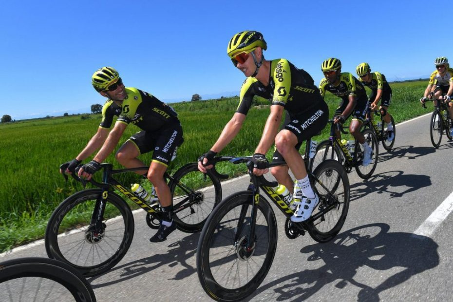 Smith sprints to ninth in messy finale at Milano-Torino