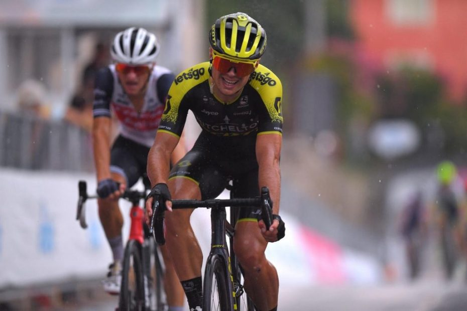 Stannard takes his chance at Gran Piemonte for eighth place
