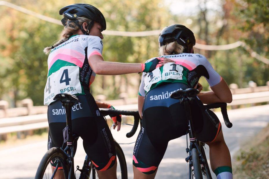 Strong team performance in Giro dell'Emilia