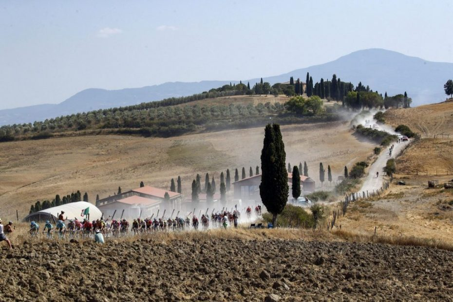 Tough day out at Strade Bianche for Sunweb