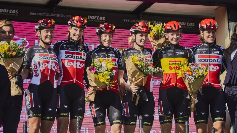 Jesse Vandenbulcke on her year in the Belgian tricolour