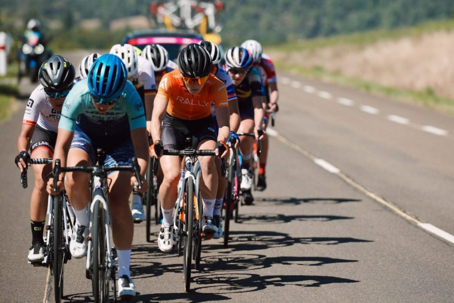 White, Poidevin deliver as Ardèche hits the high mountains