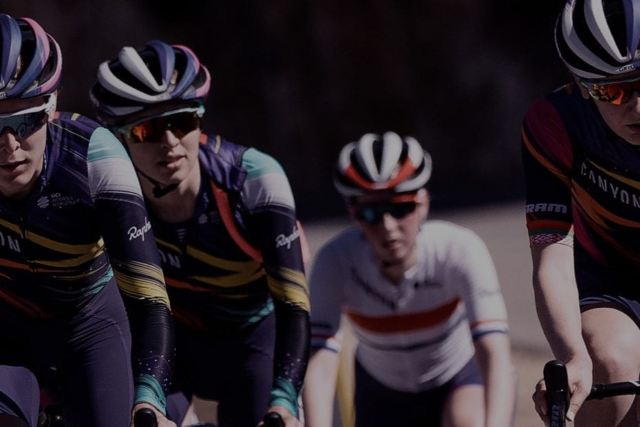 First time for Canyon SRAM at De Brabantse Pijl