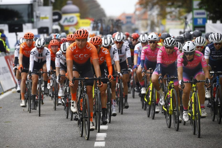 AG Driedaagse Brugge – De Panne: fifth place for Sofia Bertizzolo