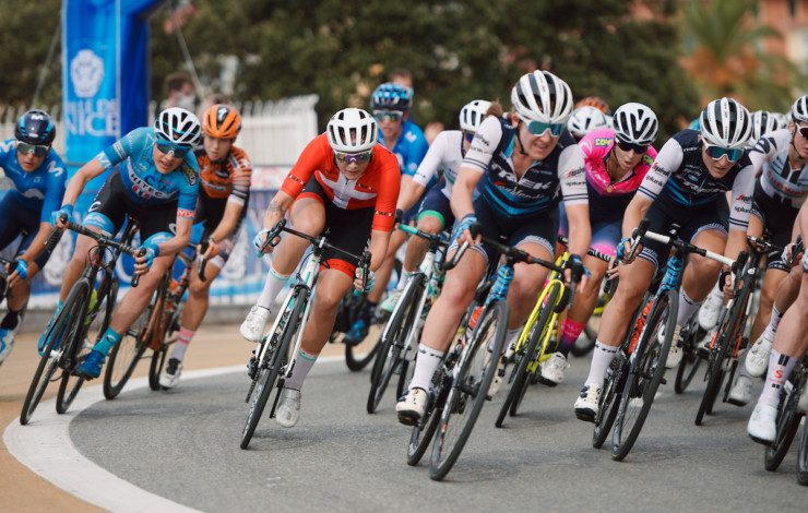 Emma Norsgaard takes 14th at action-packed Gent-Wevelgem