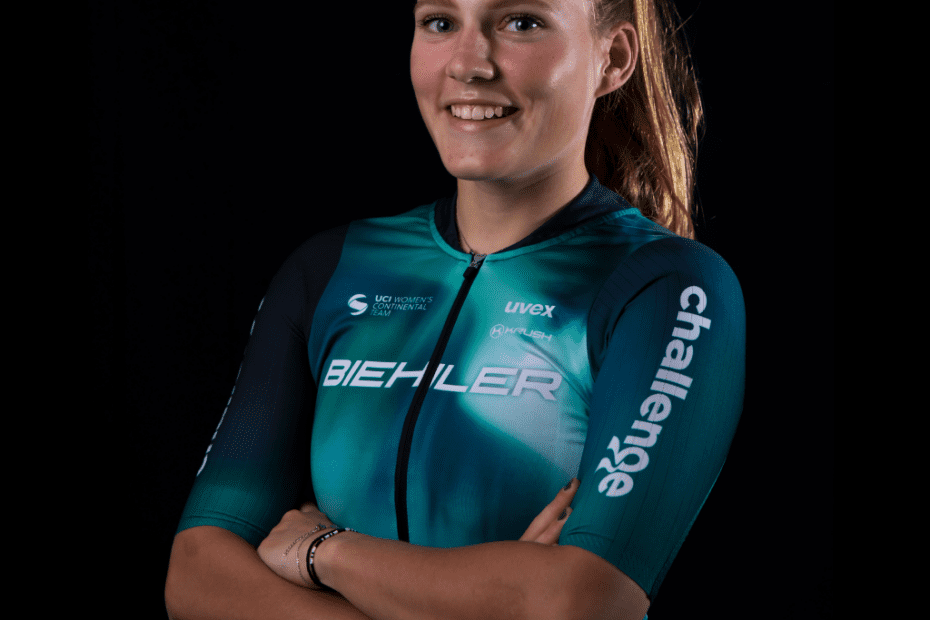 Nienke Wasmus wants to race at the front in 2021