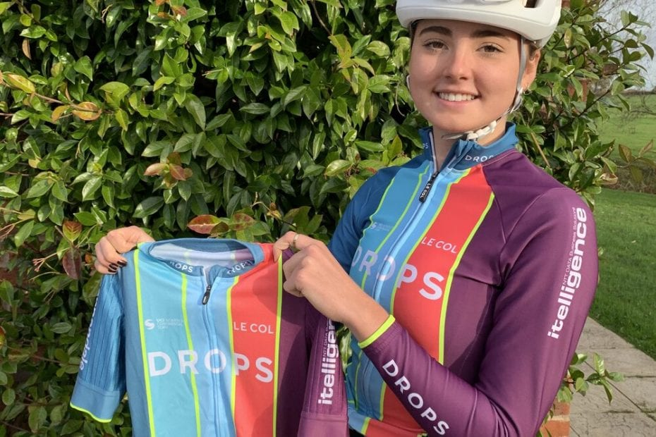 Towers to become the latest young British rider to race for the team