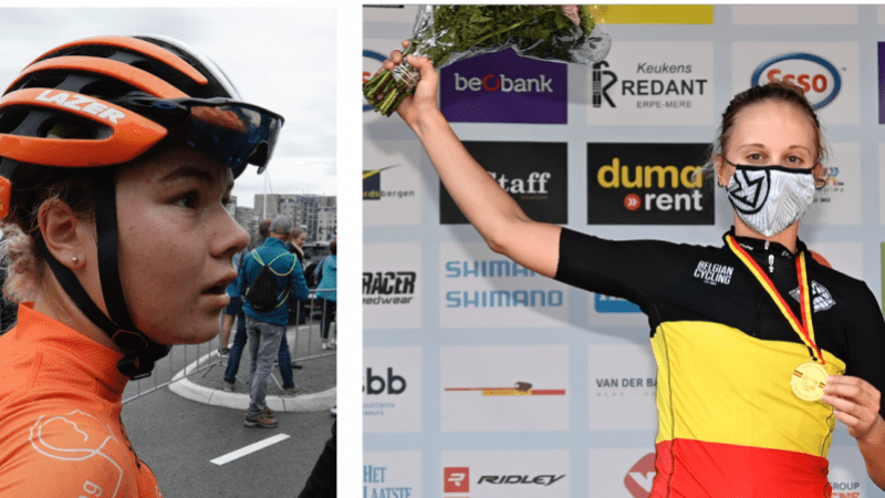 Vander Sande and Smulders sign with Lotto Soudal Ladies