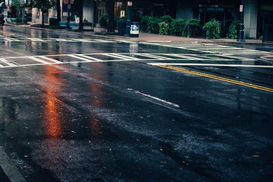 5 Tips for Wet Weather Riding