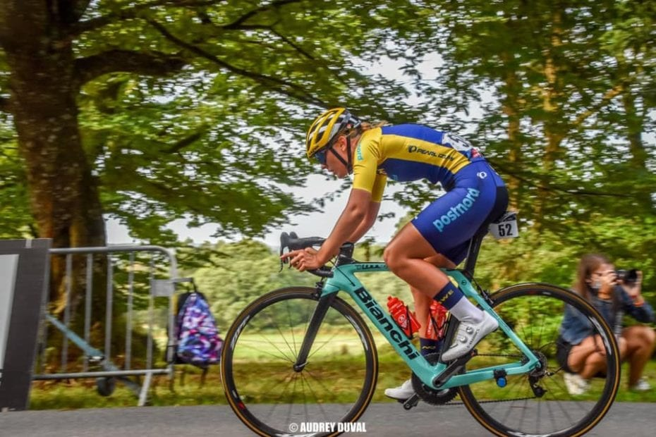 """Caroline Andersson: """"Decided to put all my focus on cycling"""""""