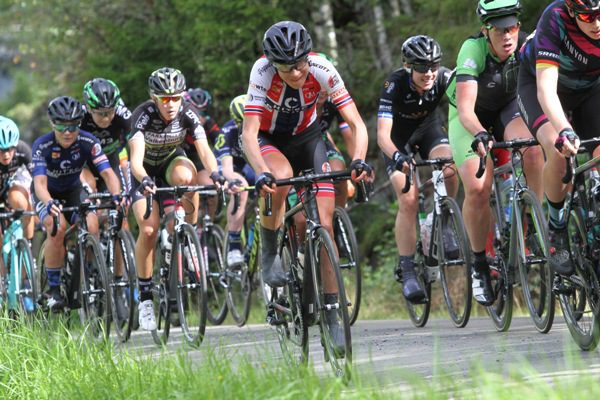 Ladies Tour of Norway and Team Hitec Products strengthen each other