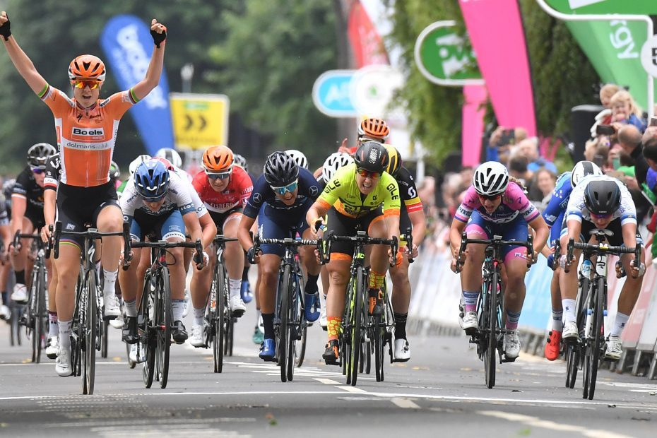 Walsall to host Stage 2 of the 2021 Women's Tour