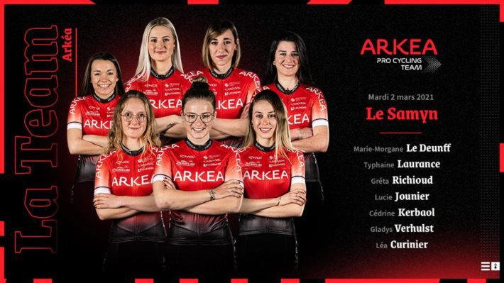"""Lucie Jounier: """"Promoting Women's Cycling"""""""
