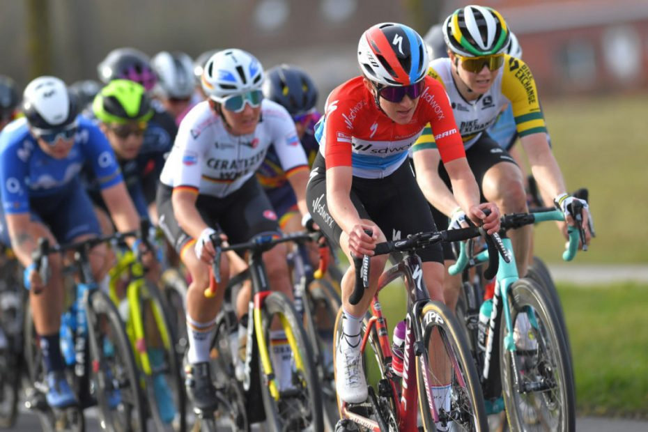 Race Report: No top 10 results in Gent-Wevelgem for SD Worx