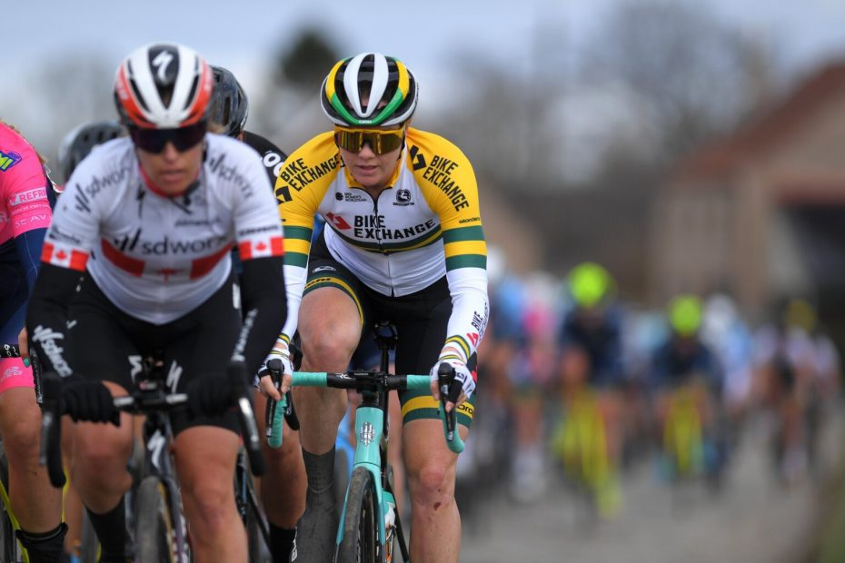 Roy races aggressively through GP Oetingen before taking 10th in a reduced sprint
