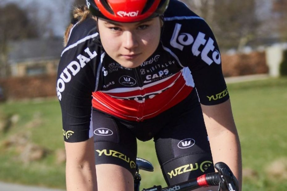 """Silke Smulders: """"I had imagined my first season at Lotto Soudal to be completely different."""""""