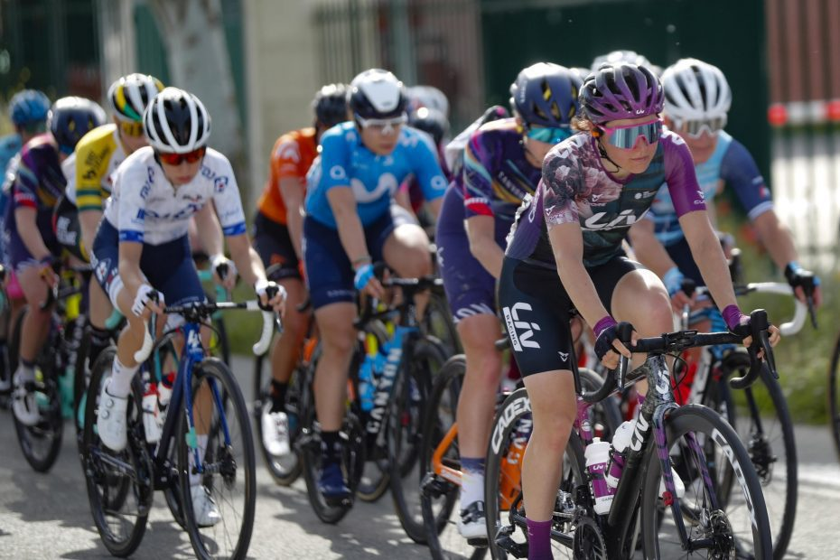 Liv Racing starts with a versatile team in Giro d'Italia Donne