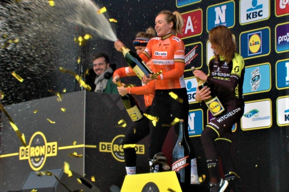 Female riders retiring at the end of the 2021 season